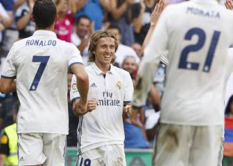 Real Madrid dismantle Osasuna