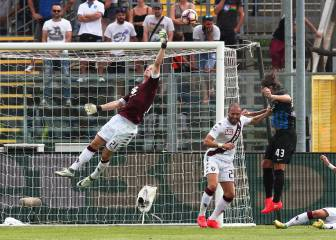 Joe Hart flaps and concedes two in Torino debut flop
