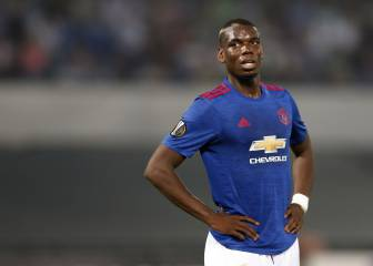 Forget your price tag, Mourinho tells Pogba
