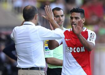 Jumping for joy: Falcao heads Monaco to Ligue 1 summit
