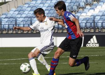 Enzo Zidane nicks it for Real Madrid Castilla in 96th minute