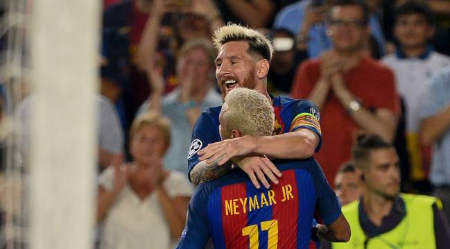 Barcelona press attack Guardiola for trying to sign Messi and Neymar
