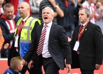 Stoke boss Mark Hughes hit with severe fine