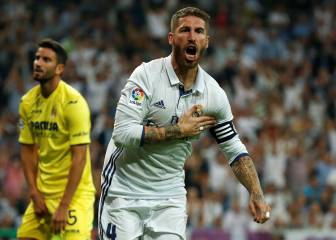 Real Madrid's perfect Liga start ends in draw with Villarreal