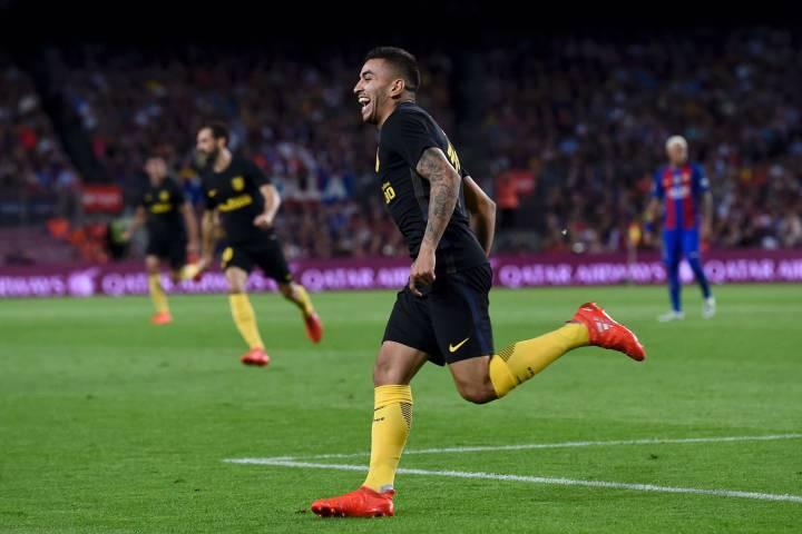 Laliga Barcelona 1 1 Atletico Madrid Result Match Report Goals As Com