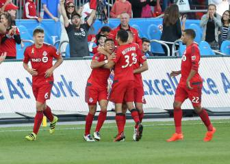 Toronto FC, NY Red Bulls and NYCFC secure play-off spots