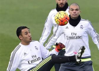 Real Madrid round-up: Keylor and Pepe travel to Dortmund