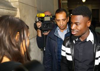 PSG defender sentenced to jail for assault on police officer