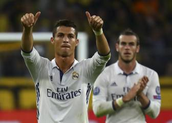 Chances galore as Madrid take valuable point in Dortmund