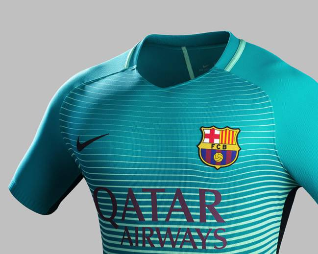 Barcelona set to unveil sustainable third strip