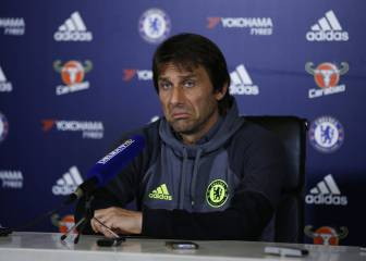 There's no magic solution to Chelsea's problems, says Conte