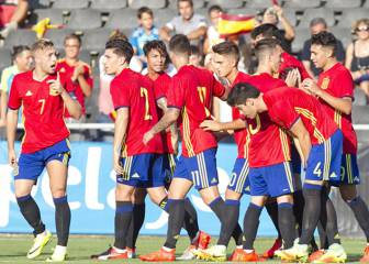 How and where to watch San Marino U-21 - Spain U-21: times, TV, online