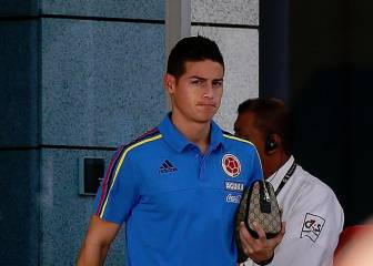 Will Colombia push James to play crucial WC qualifiers?