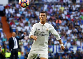 Real Madrid round-up: Cristiano, Morata, Bernabeu, Legia...