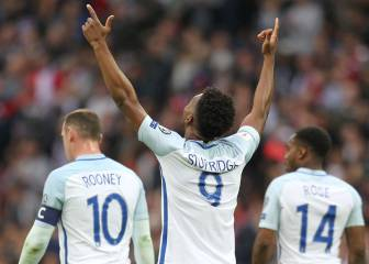 Sturridge and Dele Alli hit the mark on Southgate debut