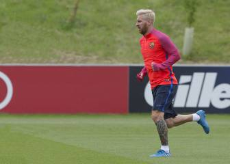 Messi wants a release clause in his new contract - report