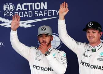 Rosberg steals Japan GP pole from Hamilton in final lap
