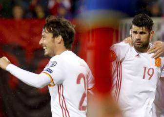 Spain see off stubborn Albania in Shkoder