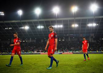 England poor in Slovenia draw as Germany ease to victory