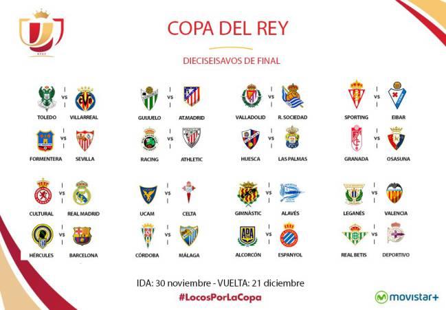 Copa del Rey  Fourth round draw  beb4361e7d828