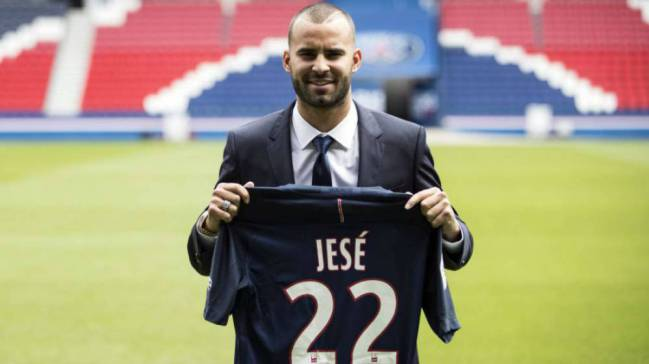 Jesé's lifestyle in Paris comes under fire
