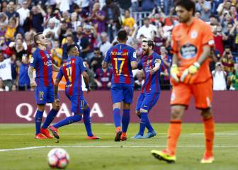 Barcelona ease to comfortable win over Deportivo