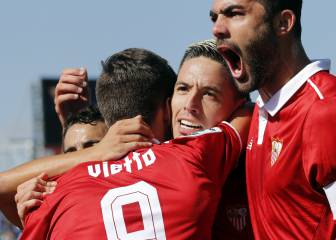 Sevilla finally end away-day hoodoo against Leganés