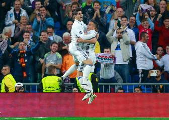 Real Madrid lay five on Legia