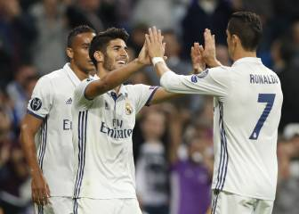Asensio, the player who guarantees goals on his debut