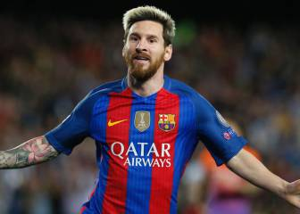 Messi inspires Barça as City are humbled in Camp Nou