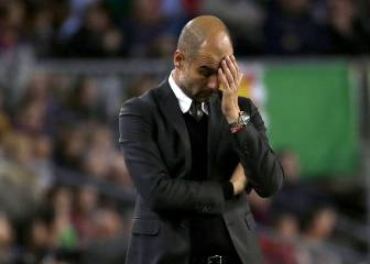 Yet another Spanish defeat for Pep Guardiola