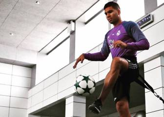 Injured Casemiro called up for Brazil's key qualifiers