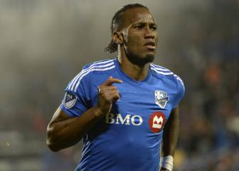 Drogba fined after refusing to play for Montreal Impact