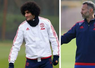 Fellaini was a David Moyes 'panic' buy, claims Giggs