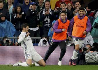 Super-sub Morata saves Madrid's skin to sink Athletic