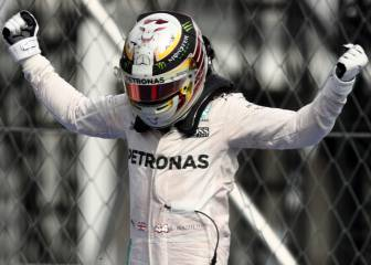 Hamilton wins in Mexico to close gap at the top