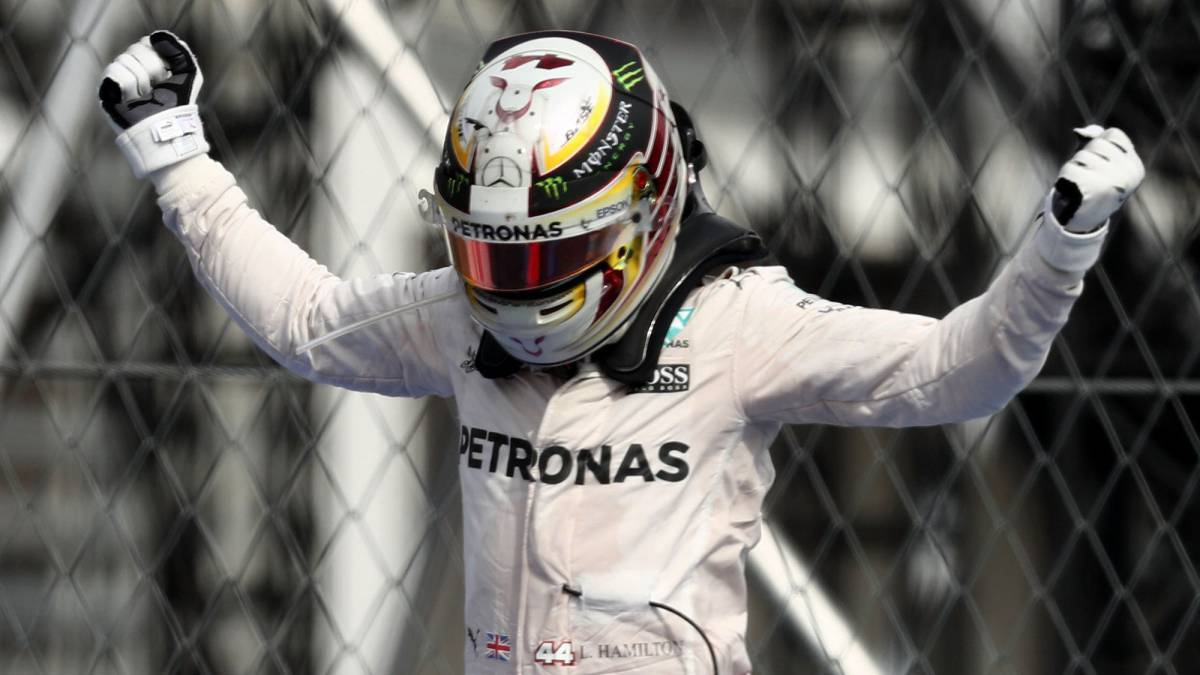 Hamilton wins the Mexico Grand Prix to close gap at the top