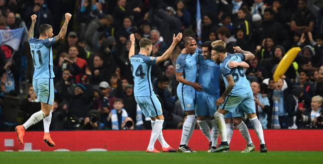 Manchester City 3-1 Barcelona match report and goals Champions League Group  C - AS.com