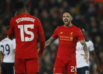 Liverpool's Danny Ings ruled out for the rest of the season