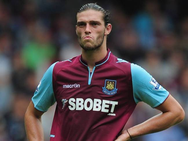 West Ham's Andy Carroll victim to armed robbery attempt - AS com