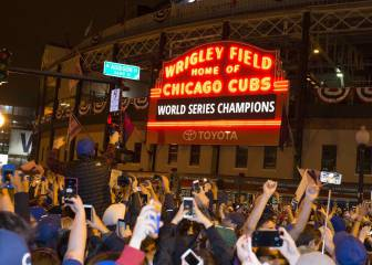 Chicago Cubs claim World Series for first time in 108 years