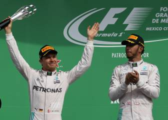 Rosberg one victory away from maiden world championship