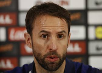 Southgate calls for confidence, but not arrogance, from players