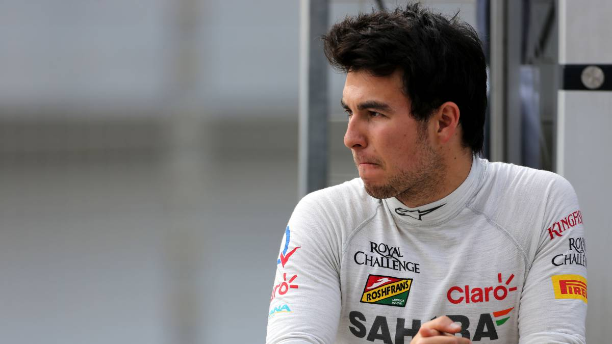 Mexican F1 star Sergio Pérez drops sponsor over Donald Trump joke