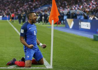 Payet, Pogba score as France mark anniversary of attacks
