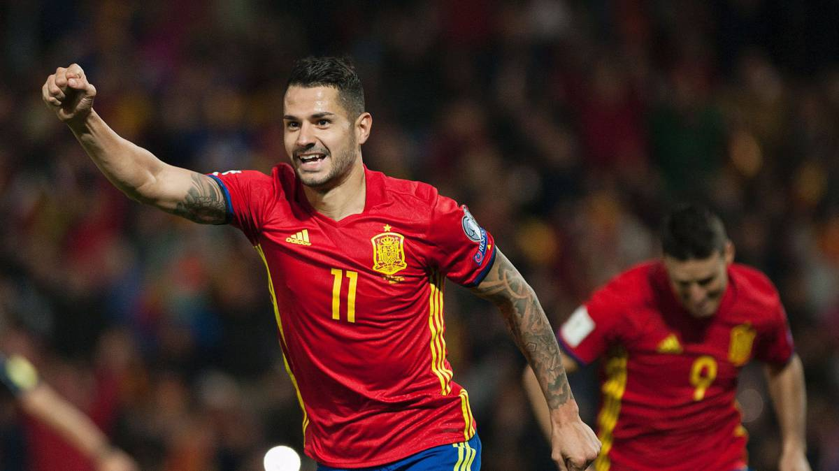 Spain 4-0 Macedonia: match report, goals and all the action