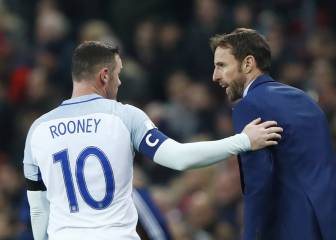 Rooney and Bertrand touch and go for Spain friendly