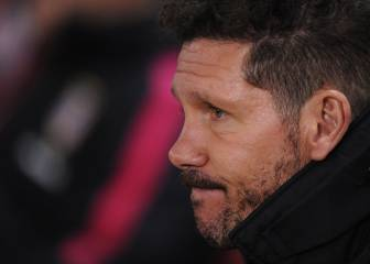 Atlético's worst start under Simeone: 21 points from 36