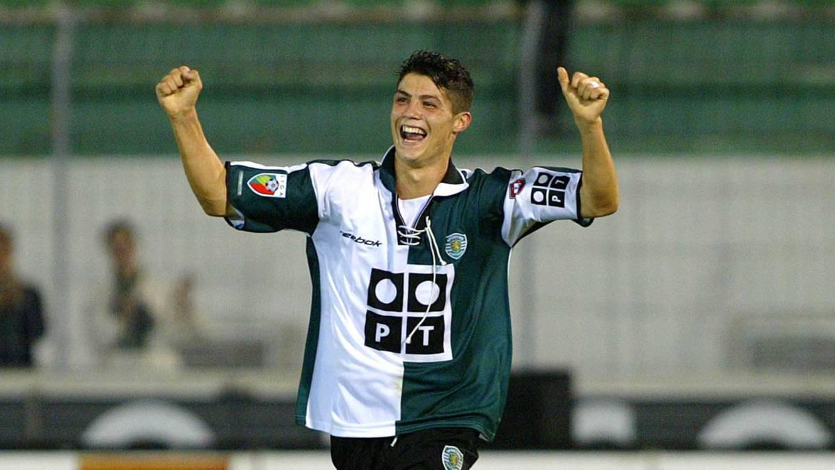 Sporting CP plan beautiful tribute to welcome Ronaldo home - AS.com