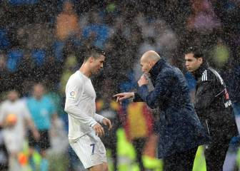 Spirited Sporting denied in Madrid by Ronaldo double